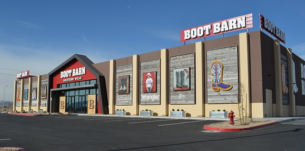 Boot Barn 2280 W Warm Springs Rd Las Vegas, NV Shoe Stores - MapQuest