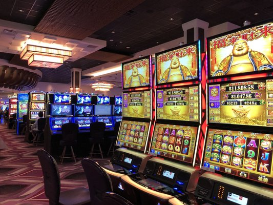 Casinos with slot machines in northern california cht egt instrument