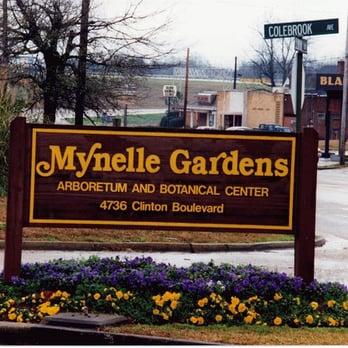 Mynelle Gardens Parks 4736 Clinton, Garden Center Jackson Ms