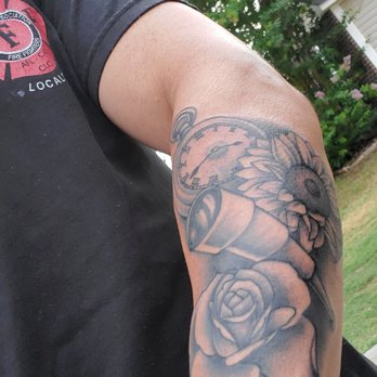 Electric Lotus Ink 22 Photos Tattoo 1003 Russell Pkwy Warner Robins Ga Phone Number Yelp