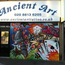 Ancient Art Tattoo And Body Piercing Studios Tattoo 9 Byron Parade Hillingdon Uxbridge London United Kingdom Phone Number Yelp