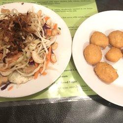 Photo Of Phoenix Garden Vegetarian Restaurant Richmond Va United States Coleslaw