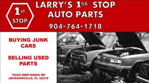 Used Auto Parts Jacksonville Fl >> Larry S 1st Stop Auto Parts 10042 New Kings Rd Jacksonville