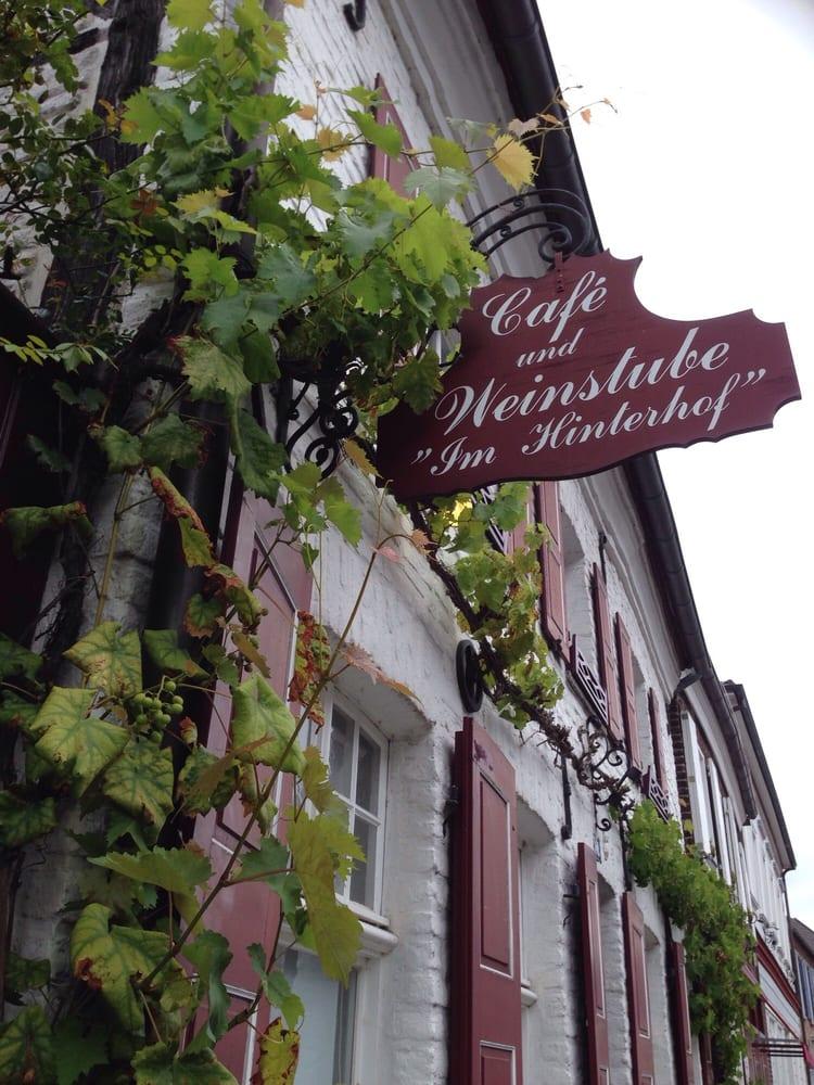 Cafe Weinstube Cafe Weinstr 12 Wachtendonk