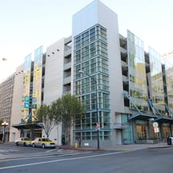 Photo of Ace Parking - 6th & K Parkade - San Diego, CA, US. The 6th & K Parkade is conveniently located adjacent to the Gaslamp Quarter, East Village and Petco Park.
