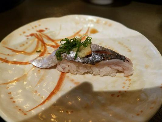 Photo of Hanami Sushi - Sherman Oaks, CA, United States. Spanish Mackerel.