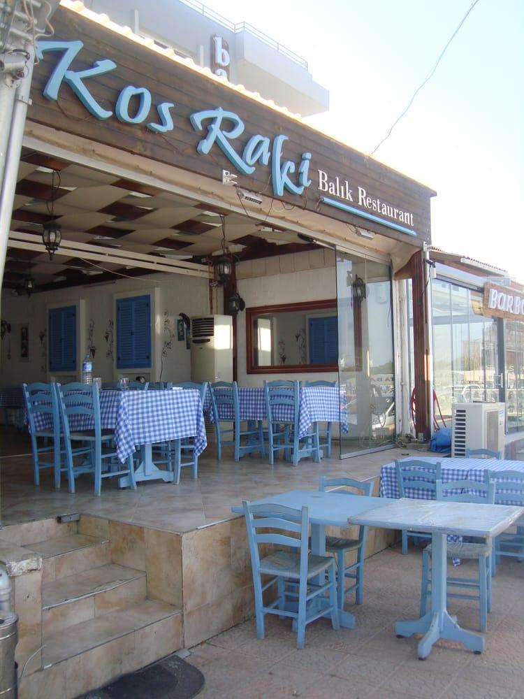 Kos Raki Balik Restaurant Seafood Yali Cad No 209 A Izmir Turkey Restaurant Reviews Phone Number Yelp