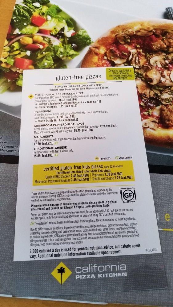 California Pizza Kitchen At Perimeter Mall Updated Covid 19 Hours Services 167 Photos 173 Reviews Pizza 4600 Ashford Dunwoody Rd Ne Atlanta Ga Restaurant Reviews Phone Number Menu Yelp