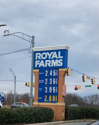 Royal Farms 10988 Red Run Blvd Owings Mills Md Coffee Tea Mapquest