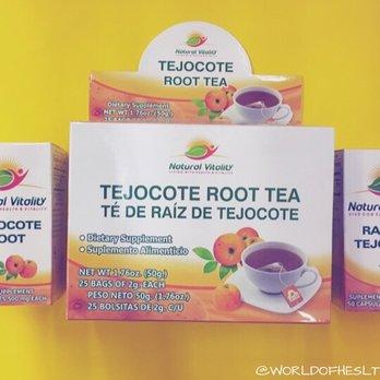 tejocote root dietary