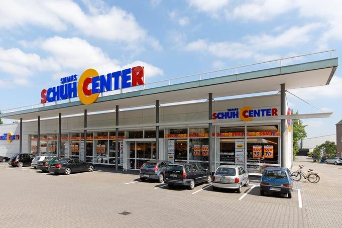 Siemes Schuhcenter in Mülheim Kärlich, Industriestraße 46