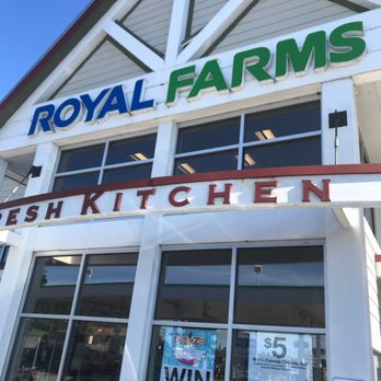 Royal Farm Stores 15 Photos Gas Stations 1021 Middleton Rd Aberdeen Md Phone Number