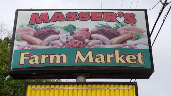 Masser S Farm Market 6148 State Route 61 Paxinos Pa Meat Retail Mapquest