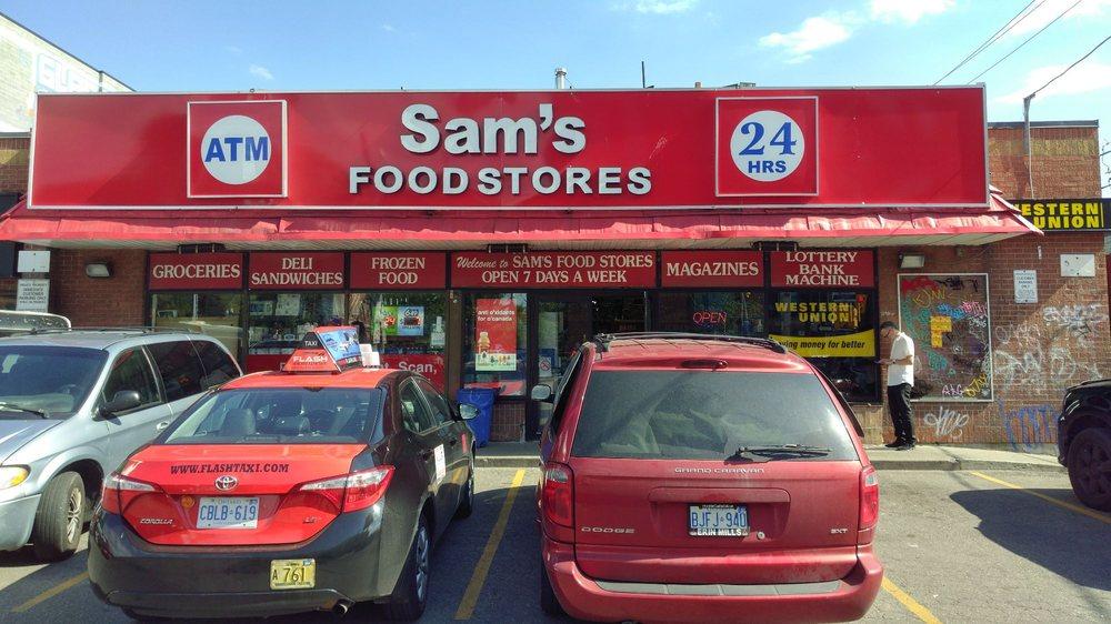 Sams Food Store >> Sams Food Stores Grocery 339 College St Kensington