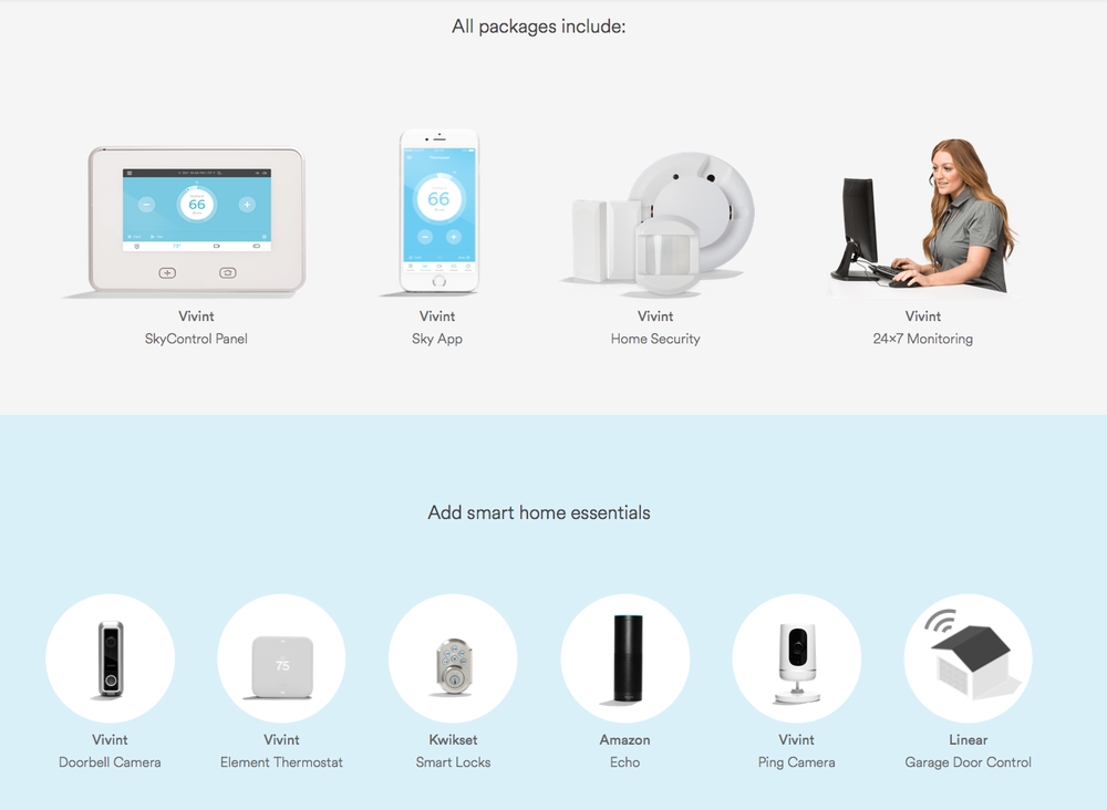Vivint Smart Home Security - 26 Photos - Security Systems