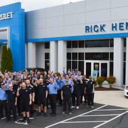 Rick Hendrick Chevrolet Buick Gmc 18 Photos 60 Reviews Car Dealers 12050 W Broad St Richmond Va United States Phone Number Yelp