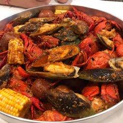 Sweet Cajun Boiling Seafood 55 Photos 46 Reviews