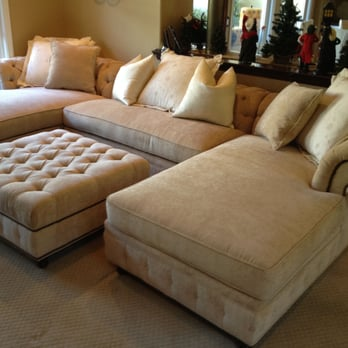 Miraculous Kenzie Chaise Sofa Chaise Sectional With Extra Long Chaises Uwap Interior Chair Design Uwaporg