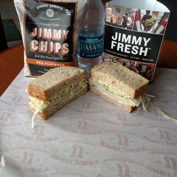 Jimmy johns vincennes in