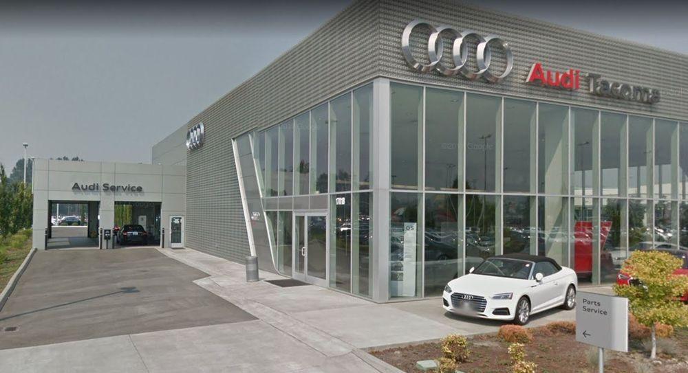 View Larson Audi Fife