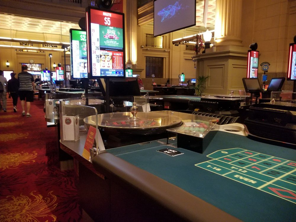 Delaware park gambling age