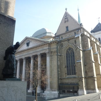 Photo of Paroisse St-Pierre-Fusterie - Geneva, Genève, Switzerland