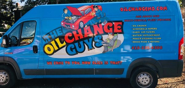 The Oil Change Guys