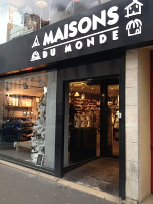 Maisons du Monde - Home Decor - 10 Rue Fbg St Antoine, Bastille