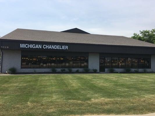 Michigan Chandelier 45319 Grand River, Michigan Chandelier Novi