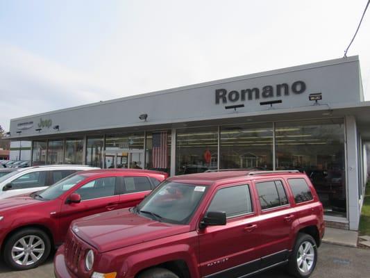 romano chrysler jeep 215 w genesee st fayetteville ny auto dealers mapquest romano chrysler jeep 215 w genesee st