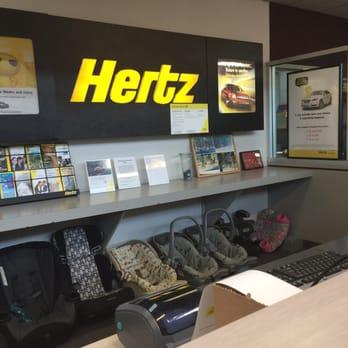 Hertz Rent A Car 29 Reviews Car Rental 6200 S Pulliam Dr