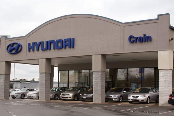 Crain Hyundai Little Rock >> Crain Hyundai North Little Rock 5660 Warden Road North