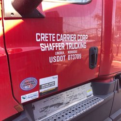 Crete Carrier Corp Phoenix Truck Rental 2346 S 16th