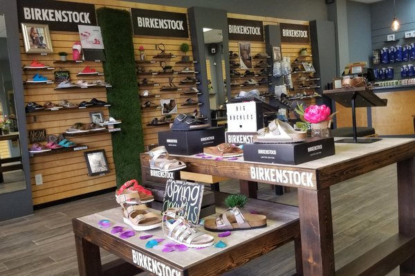 Birkenstock Attitudes Shoe Stores 5860 N Mesa St, El