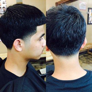 Mexican Taper Fade Haircut 30
