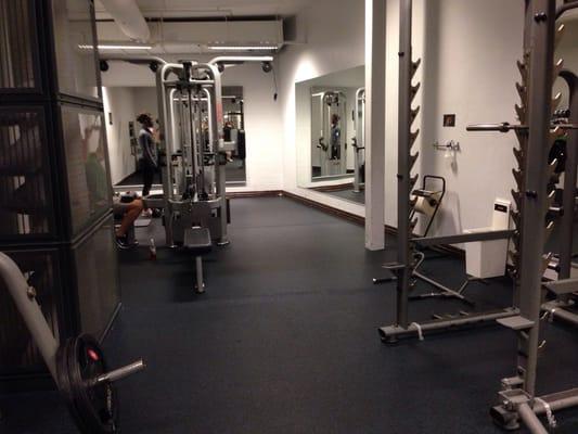 fitness 247 stockholm