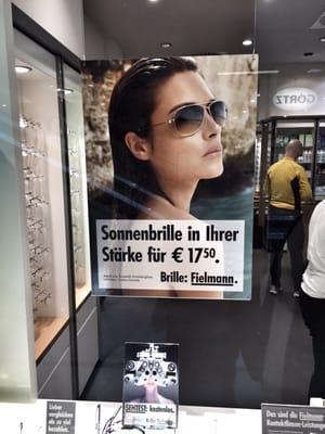 Mit Sonnenbrille Sonnenbrille Mit Stärke Fielmann