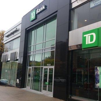 Design Bank Cor.Td Bank Banks Credit Unions 116 24 Metropolitan Ave