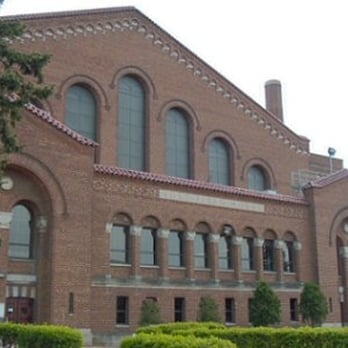 Photo of Yost Ice Arena - Ann Arbor, MI, United States. Photo courtesy of University of Michigan's website