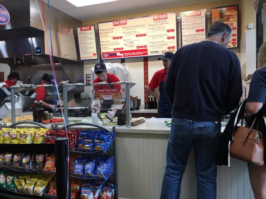 Jersey Mike's Subs 1821 N Lake Forest Dr McKinney, TX Subs ...