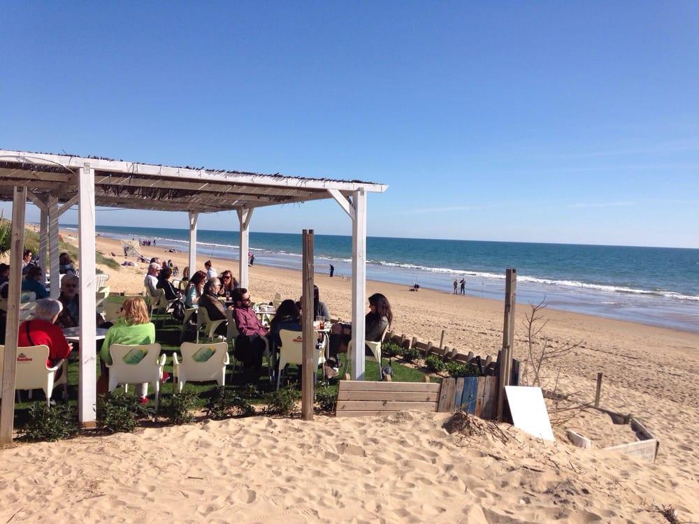 Terraza A Pie De Playa Con Césped Natural Yelp