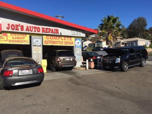 Joes Auto Repair >> Joe S Auto Repair 1930 Rosecrans St San Diego Ca Auto