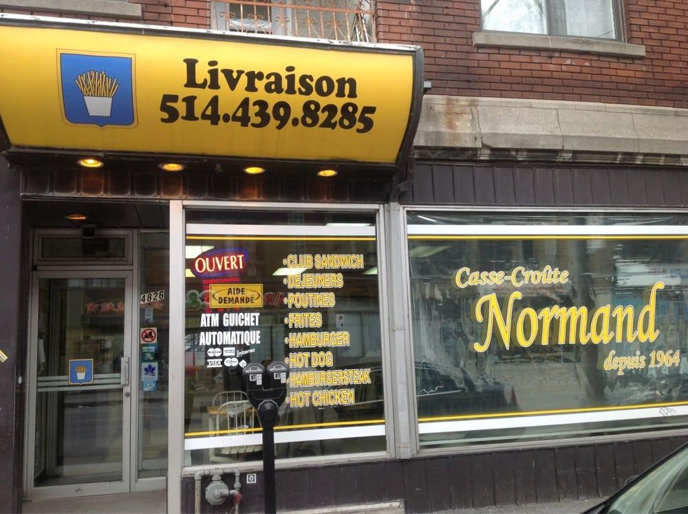 Casse Croute Normand 12 Photos Canadian New 4826 De Verdun Rue Verdun Verdun Qc Restaurant Reviews Phone Number