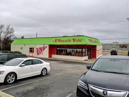 El Huarache Veloz Mexican Taqueria - Takeout & Delivery ...