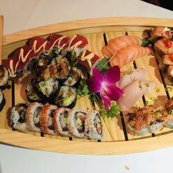 Kaizen Sushi Bar Grill