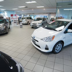 Jim Pattison Toyota Downtown 40 Reviews Auto Repair 1395 W Broadway South Granville Vancouver Bc Canada Phone Number
