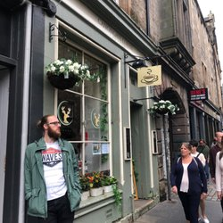 The Best 10 Coffee Tea Shops Near Royal Mile Edinburgh