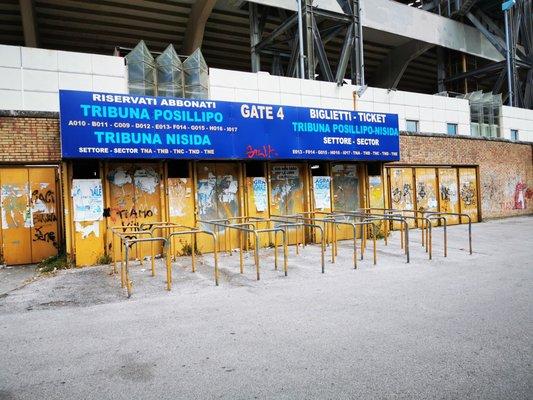 Photo of Stadio San Paolo - Naples, NA, IT.