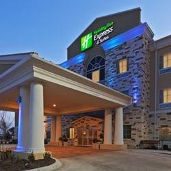 Holiday Inn Express Suites Brady