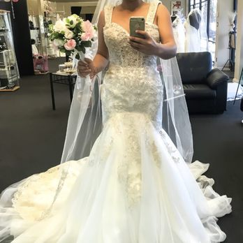 Arlet Bridal Couture Updated Covid 19 Hours Services 273 Photos 319 Reviews Bridal 10081 Indiana Ave Riverside Ca Phone Number Yelp,50th Anniversary Golden Wedding Anniversary Dresses